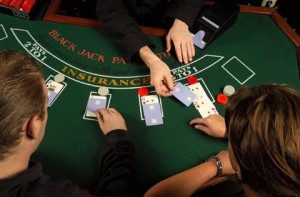 Live Blackjack winnen