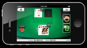 Live Blackjack iPhone