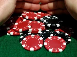 Live blackjack hoge inzet